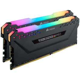 CORSAIR VENGEANCE RGB PRO 16GB (8GB*2) 3600MHz MEMORY KIT