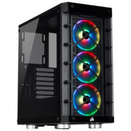 CORSAIR iCUE 465X RGB MID-TOWER ATX SMART CASE