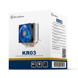 SilverStone KR03 HIGH PERFORMANCE CPU COOLER