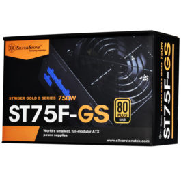SilverStone ST75F-GS 750W 80PLUS GOLD FULLY MODULAR PSU